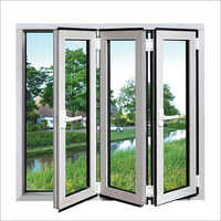 Aluminium Folding Window