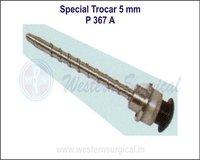 Special Trocar 5 mm
