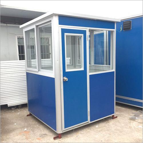 Industrial Portable Security Cabin