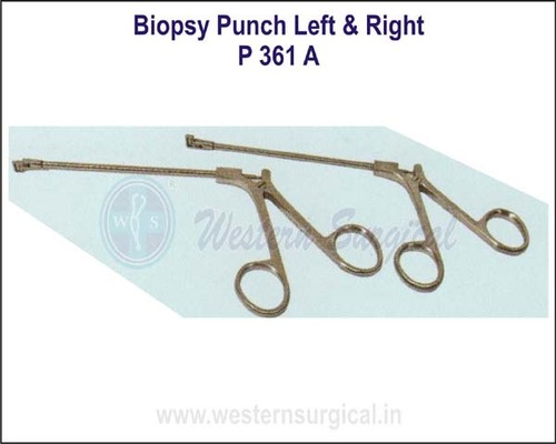 Biopsy Punch Left & Right