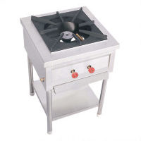 Single Burner Cooking Range