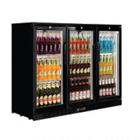 Back Bar Refrigerator