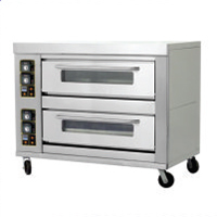 Double Deck Baking Oven