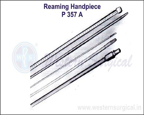 Reaming Handpiece