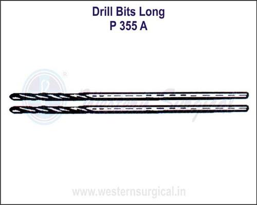 Drill Bits Long