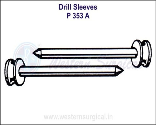 Drill Sleeves