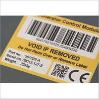 Customized Tamper Proof Label