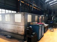 JOHNFORD 5 FACE CNC DOUBLE COLUMN MACHINING CENTER (2005)