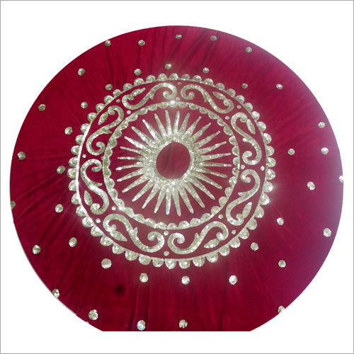 Wedding Round Cushion Cover