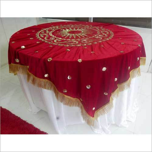 Wedding Round Table Cover