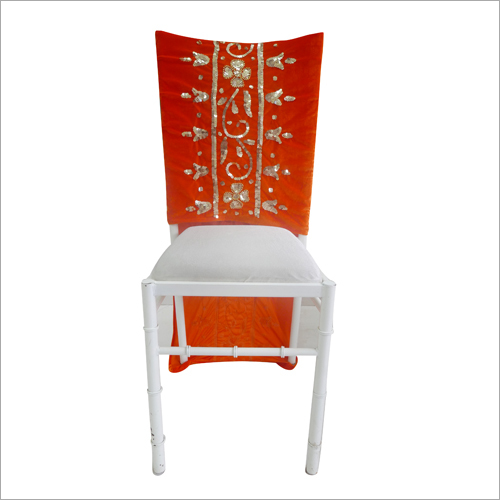 Fancy Wedding Chair Cover