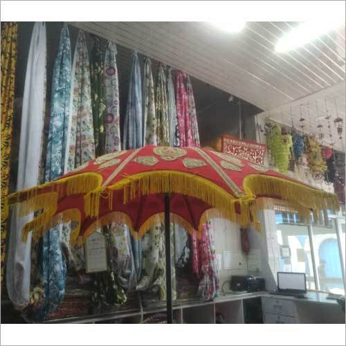 Wedding Embroidered Umbrella