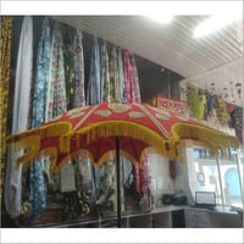 Wedding Embroidered Umbrella
