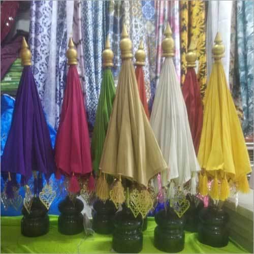 Solid Color Wedding Decor Fabric