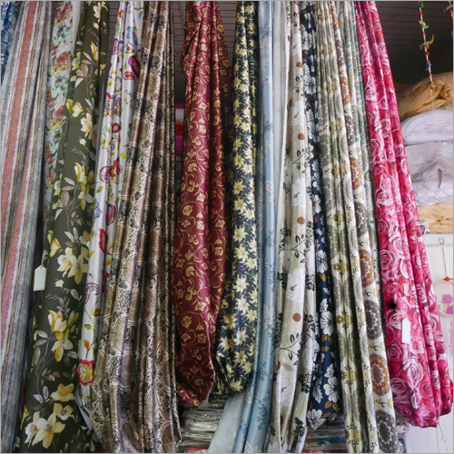 Printed Wedding Decor Fabric