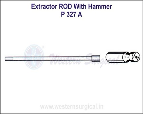 Extractor ROD with HAMMER