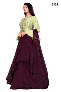 Designer Embroidered Dress