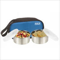 2 Pcs Tiffin Box