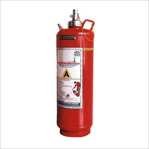 ISI Marked Fire Extinguishers