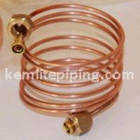 Copper Capillary Tubing