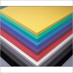 Multicolor EVA Foam Sheet