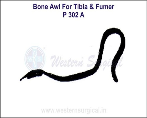 Bone AWL for TIBIA & FUMER