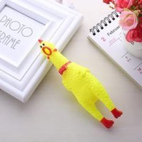 New funny toy scream chicken (big middle small) pet toys vocal toys scream chicken factory direct sales vinyl toy