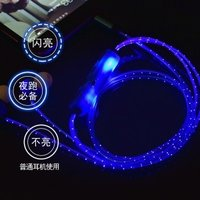 Glowing Earphone k1