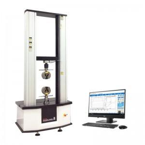 Professional Plastic Rubber Large Deformation Strength Testing Machine