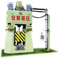 50kj forging hammer forge steering knuckle  CNC hydraulic closed die forging hammer