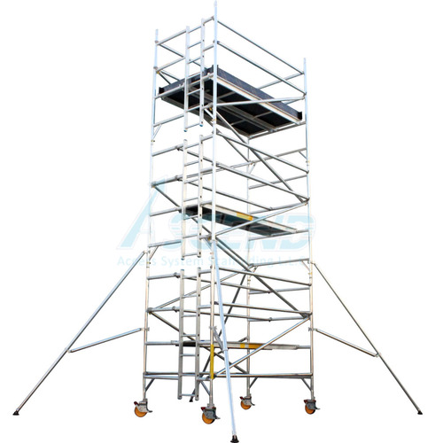 Movable Aluminium Scaffolding Tower