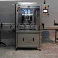 Autimatic liquide filling machine