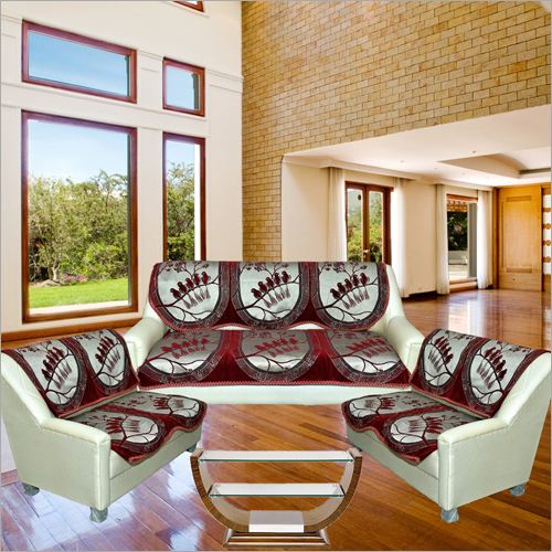 7 Seater Fancy Sofa Cover Set