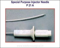 Special Purpose Injector Needle