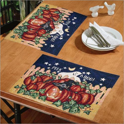 Printed Table Mat