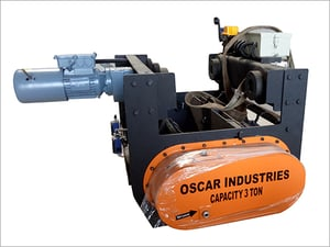 Chain and Wire Rope Hoist