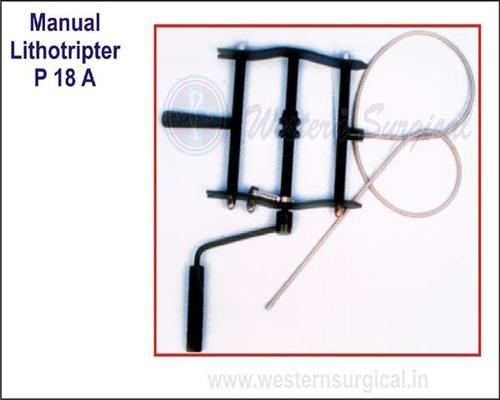 Manual Lithotripter