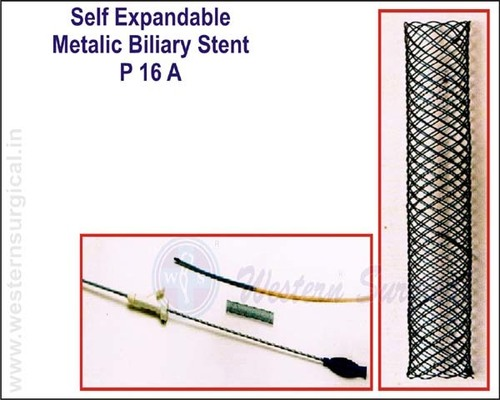 Self Expandable Metalic Biliary Stent