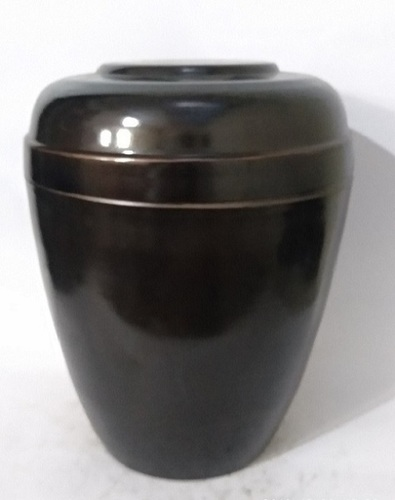 Iron Urn For Human Ashes