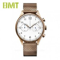 Vt-ss1501 Watch Factory Oem Classic Mens Steel Mesh Band Chronograph Watch