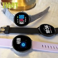 Vt-v11 Fitness Tracker Sports Heart Rate Monitor Ip67 Waterproof Silicone Band Smart Watch