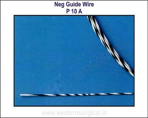 Neg Guide Wire