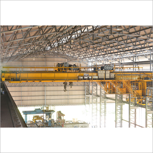 Steel Mill Duty Overhead Crane