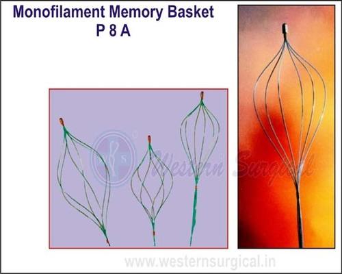 Monofilament Memory Basket