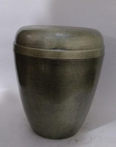 Brass Iron Urn