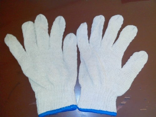 COLOR COTTON gLOVES