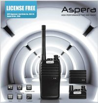 Aspera V9 License Free Walky Talky
