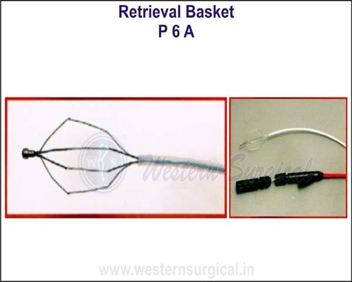Retrieval Basket