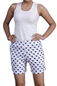 Cotton Shiner Printed Hot Pant