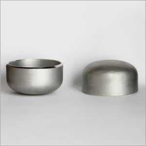 SS Pipe End Cap